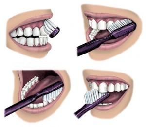 diş nasıl fırçalanmalı