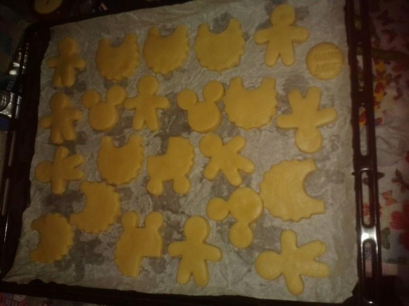 seker hamuru kurabiye süsleme 1