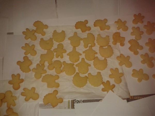 seker hamuru kurabiye süsleme 2
